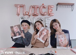 Twice for Dicon VLive