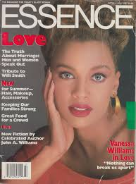 Vanessa Williams On The Cover Of Essence