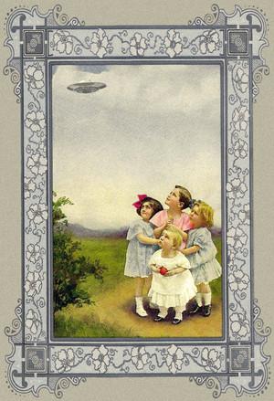 Victorian Alien Invasion