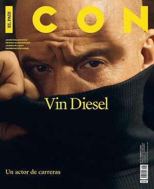 Vin Diesel - شبیہ El Pais Cover - 2020
