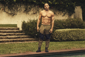 Vin Diesel - icoon El Pais Photoshoot - 2020
