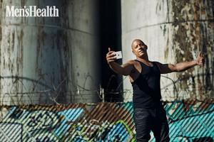 Vin Diesel - Men's Health Photoshoot - 2017