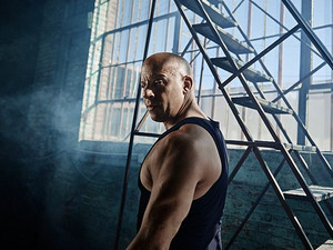 Vin Diesel - Men's Health Photoshoot - 2017