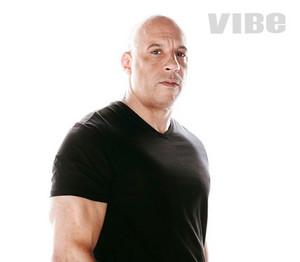 Vin Diesel - Vibe Photoshoot - 2015