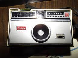 Vintage Instamatic 184 Camera