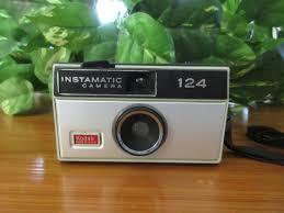 Vintage Instamatic 124 Camera