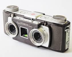 Vintage Kodak Stereo Camera