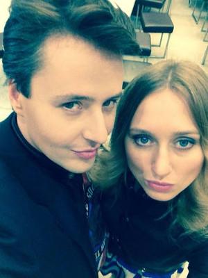 Vitas and Svetlana