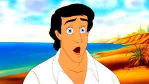 Walt Дисней Screencaps - Prince Eric