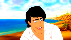 Walt Disney Screencaps - Prince Eric