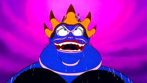 Walt Disney Screencaps – Ursula, Princess Ariel & Prince Eric