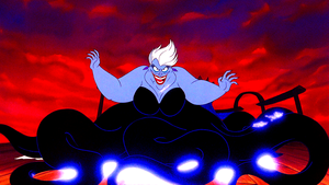 Walt Дисней Screencaps – Ursula