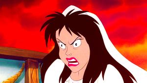 Walt ডিজনি Screencaps – Vanessa