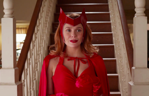 Wanda Maximoff in Marvel's WandaVision (2020)