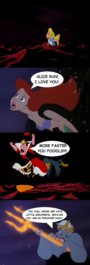 Watch Out Alice!!!