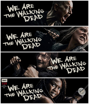 We Are The Walking Dead - 10B - posters