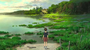 When Marnie Was There वॉलपेपर
