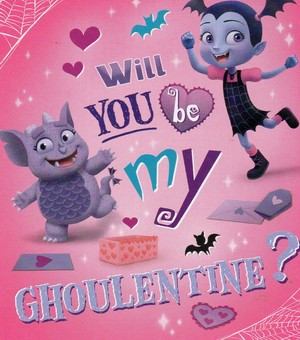 Will 你 be my Ghoulentine?