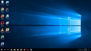 Windows 10 2018 Screenshot 9