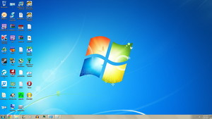 Windows 7 x64 Edition Screenshot 1920x1080