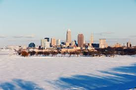 Winter In Cleveland