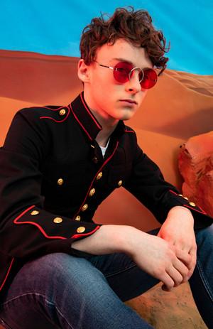 Wyatt Oleff - Flaunt Photoshoot - 2020