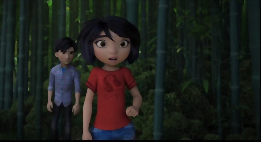 Yi and Jin