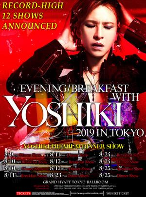 Yoshiki (2019)