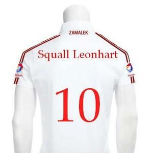 ZAMALEK SAY NO TO Squall Leonhart