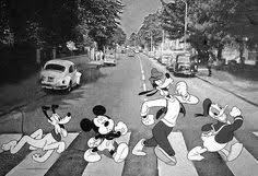 Disney Abbey Road