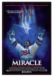Movie Poster 2004 Disney Film, Miracle