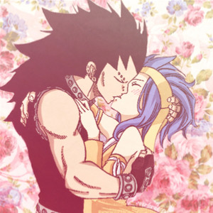 Anime sunting #125 - Gajeel and Levy