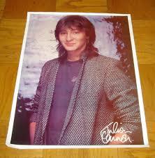 Vintage Julian Lennon Pin-Up Poster