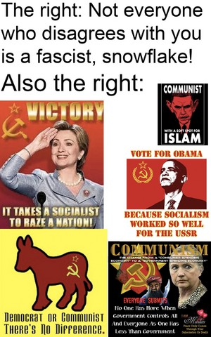 """Dems Are Commies"""