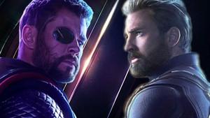 *Captain America / Thor*