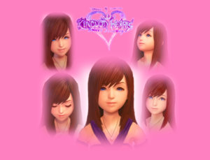 ! ! ! Kingdom Hearts Kairi's Journey দেওয়ালপত্র