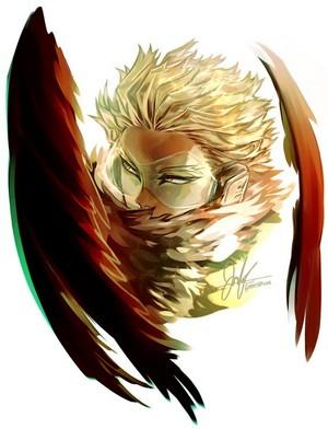 *Wing Hero: Hawks : My Hero Academia*