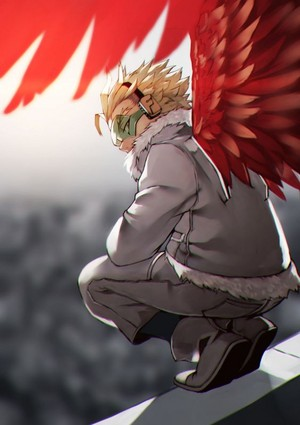 *Wing Hero: Hawks : My Hero Academia*