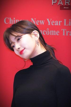 20200118 Suzy at Lancôme 2020 New año Genifique Pop Up Event