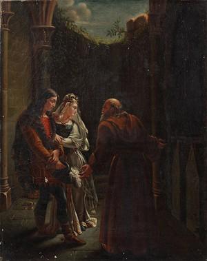 Geneviève and Lancelot