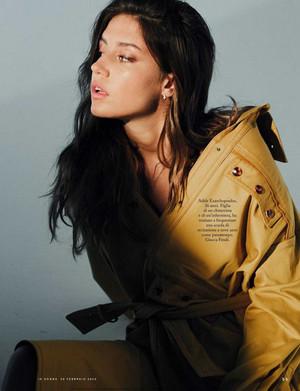 아델 Exarchopoulos - IO Donna Photoshoot - 2020