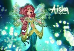 Aisha: Meliadix wallpaper