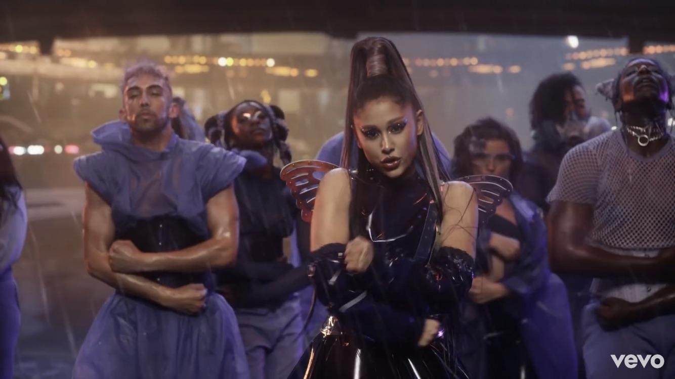 "Ariana Grande""Rain on me""❤️🌺"