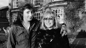 At Home With Julian Lennon And His Mother, Cynthia