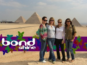 BOND QUARTET Amore EGYPT