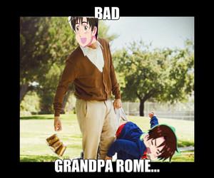 Bad Grandpa Rome