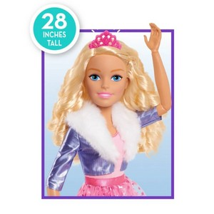 芭比娃娃 Princess Adventure - 芭比娃娃 28 Inch Doll