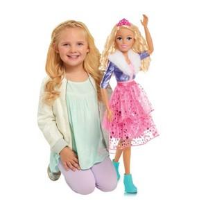 バービー Princess Adventure - バービー 28 Inch Doll