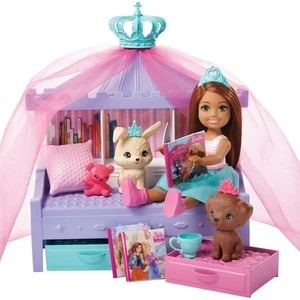 Barbie Princess Adventure - Chelsea tuta Playset
