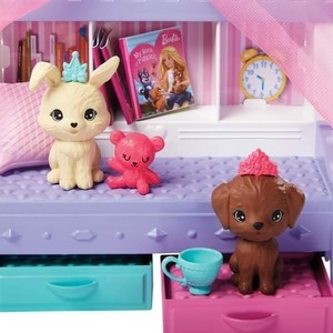 barbie Princess Adventure - Chelsea anak anjing, anjing Playset